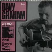 Click here for more info about 'Davy Graham - 3/4 A.D. - Sealed'