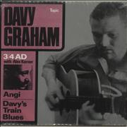 Click here for more info about 'Davy Graham - 3/4 A.D.'