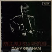 Click here for more info about 'Davy Graham - Folk, Blues & Beyond... - 1st'