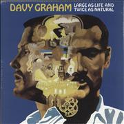 Click here for more info about 'Davy Graham - Large As Life And Twice As Natural'