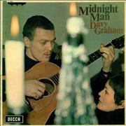 Click here for more info about 'Davy Graham - Midnight Man'