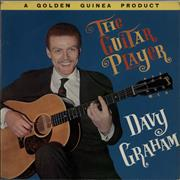 Click here for more info about 'Davy Graham - The Guitar Player'