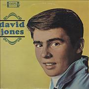 Click here for more info about 'Davy Jones - David Jones -  Stereo'