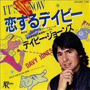 Click here for more info about 'Davy Jones - It's Now'