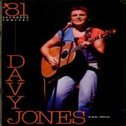 Click here for more info about 'Davy Jones - Sayonara Concert'