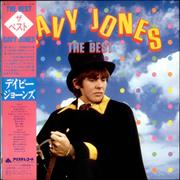 Click here for more info about 'Davy Jones - The Best'