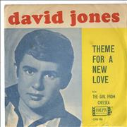 Click here for more info about 'Davy Jones - Theme For A New Love'