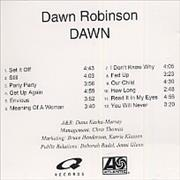 Click here for more info about 'Dawn Robinson - Dawn'