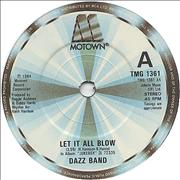 Click here for more info about 'Dazz Band - Let It All Blow'