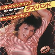 Click here for more info about 'Dazz Band - Let It Whip - White label + Insert'