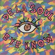 Click here for more info about 'De La Soul - Eye Know'
