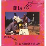 Click here for more info about 'De La Soul - Jenifa / Potholes In My Lawn'