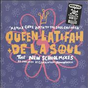 Click here for more info about 'De La Soul - Mamma Gave Birth To The Soul Children - Stickered sleeve'