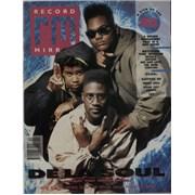 Click here for more info about 'De La Soul - Record Mirror'