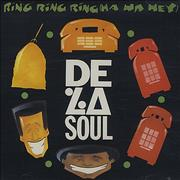 Click here for more info about 'De La Soul - Ring Ring Ring (Ha Ha Hey)'