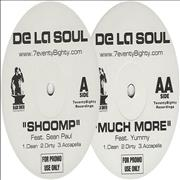 Click here for more info about 'De La Soul - Shoomp / Much More'