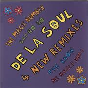 Click here for more info about 'De La Soul - The Magic Number'