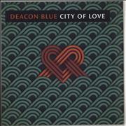 Click here for more info about 'Deacon Blue - City Of Love - Sealed'