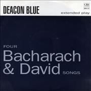 Click here for more info about 'Deacon Blue - Four Bacharach & David Songs'