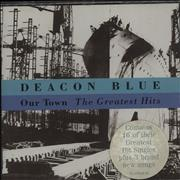 Click here for more info about 'Deacon Blue - Our Town (Greatest Hits)'