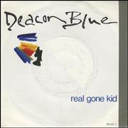 Click here for more info about 'Deacon Blue - Real Gone Kid'