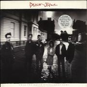 Click here for more info about 'Deacon Blue - When The World Knows Your Name - Stickered Single Sleeve'