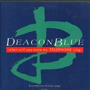 Click here for more info about 'Deacon Blue - When Will You Make My Telephone Ring?'