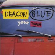 Click here for more info about 'Deacon Blue - Your Town'