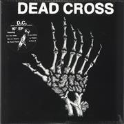 Click here for more info about 'Dead Cross - Dead Cross EP - Swamp Green Vinyl - Sealed'