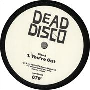 Click here for more info about 'Dead Disco - You're Out'