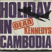 Click here for more info about 'Holiday In Cambodia - Plane P/s'