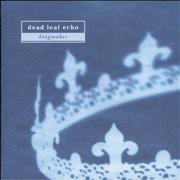 Click here for more info about 'Dead Leaf Echo - Kingmaker - 2nd - Blue Vinyl + Numbered'