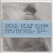 Click here for more info about 'Dead Leaf Echo - Truth - Numbered'