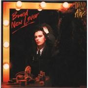 "Dead Or Alive Brand New Lover Spain 7"" vinyl Promo"