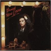 """Dead Or Alive Brand New Lover UK 7"""" vinyl"""