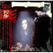 "Dead Or Alive Brand New Lover Japan 12"" vinyl"