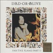 Click here for more info about 'Dead Or Alive - Fan The Flame (Part 1) - 180gm White vinyl'