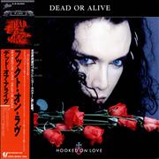 Click here for more info about 'Dead Or Alive - Hooked On Love + Poster'