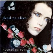 "Dead Or Alive Hooked On Love UK 7"" vinyl"