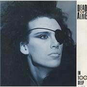 """Dead Or Alive In Too Deep UK 7"""" vinyl"""