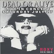 Click here for more info about 'Dead Or Alive - Live In Concert New York 1996'