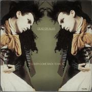 "Dead Or Alive Lover Come Back To Me UK 12"" vinyl"