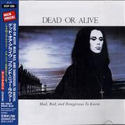 Click here for more info about 'Dead Or Alive - Mad, Bad And Dangerous To Know'
