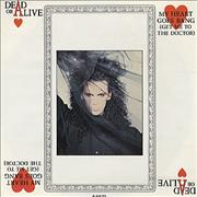 "Dead Or Alive My Heart Goes Bang (Get Me To The Doctor) UK 7"" vinyl"