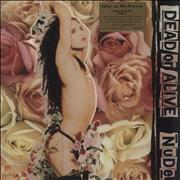 Click here for more info about 'Dead Or Alive - Nude - 180gm Pink & Black Swirl Vinyl + Numbered'