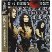 Dead Or Alive Nude Japan vinyl LP