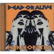 Dead Or Alive Nukleopatra USA CD album