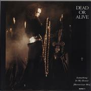 Click here for more info about 'Dead Or Alive - Something In My House - Mortevicar Mix'