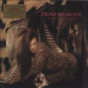 Click here for more info about 'Dead Or Alive - Sophisticated Boom Boom - Orange & Black Vinyl'