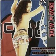 "Dead Or Alive Turn Around And Count 2 Ten UK 7"" vinyl"